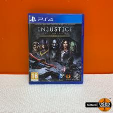 Playstation 4 Game - Injustice Gods Among Us