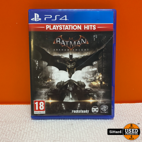 Playstation 4 Game - Batman Arkham Knight