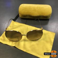 GUCCI  GG0225S  dames zonnebril, als NIEUW in doos, nwpr 260 euro
