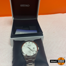 Seiko kinetic SRN071P1 heren horloge 42mm | nwpr. 249 euro