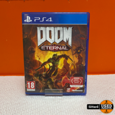 Playstation 4 Game - Doom Eternal