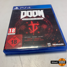 Playstation 4 Game - Doom Slayers Collection