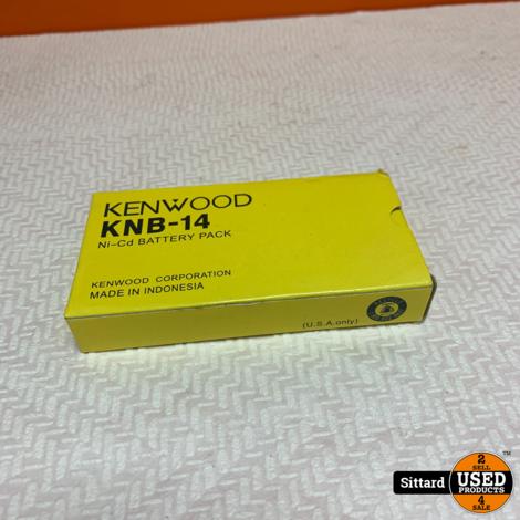 Kenwood TK-3101 Portofoonset + losse nieuwe Accu