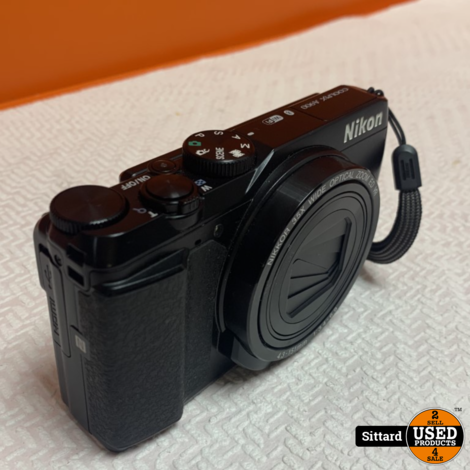 Nikon Coolpix A900 Camera - Zwart , nwpr 299.99 Euro