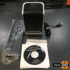 Zolid diascanner, incl. toebehoren en CD