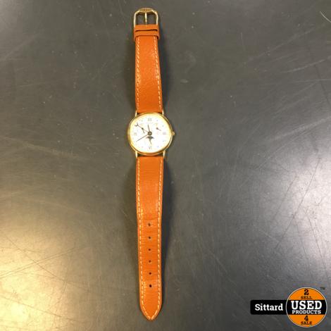 TISSOT C265 horloge met leder band