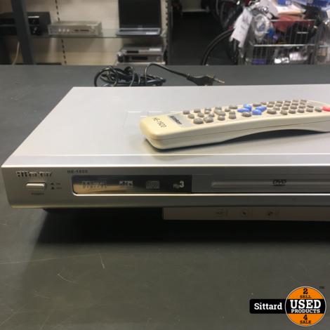 Hiteker HE-1920 DVD speler met originele remote