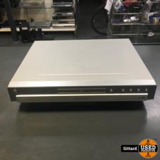LG DR4922V  DVD recorder met originele remote