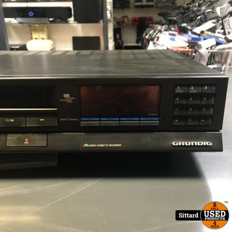 GRUNDIG VS400 videorecorder, zonder remote