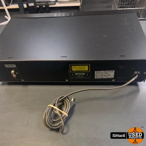 SONY CDP-295  cd speler