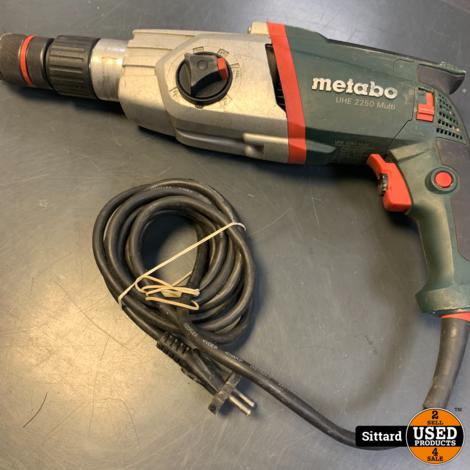 METABO UHE 2250 Multi Boorhamer 705 Watt  , nwpr. 225 Euro