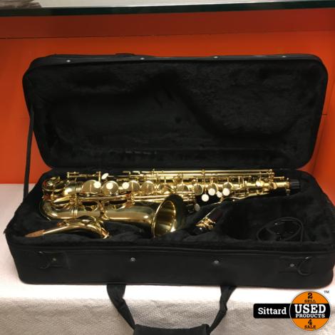 Aurora Classic alt - Saxofoon, bijna nieuw   elders gezien voor 330 euro