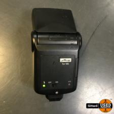 Metz 36 AF-S flitser, geschikt voor Nikon digitale camera's