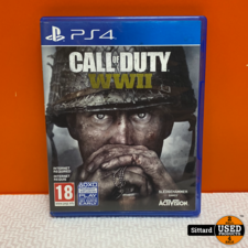 Playstation 4 Game - Call of Duty World War II
