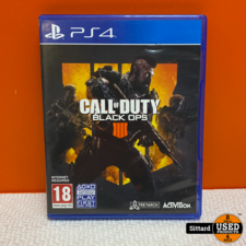 Playstation 4 Game - Call of Duty Black Ops 4