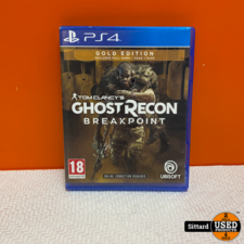 Playstation 4 Game - Tom Clancy's Ghost Recon Breakpoint