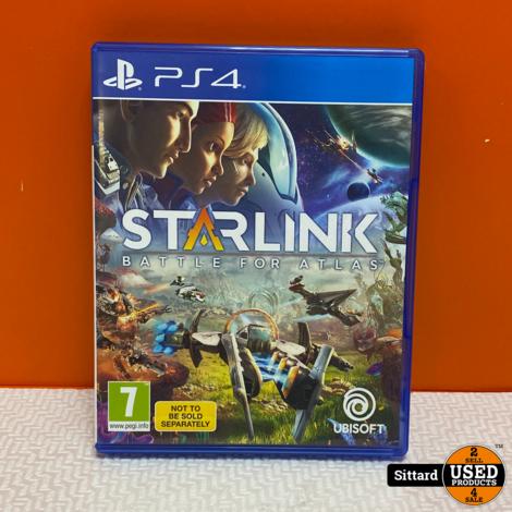 Playstation 4 Game - Starlink Battle For atlas