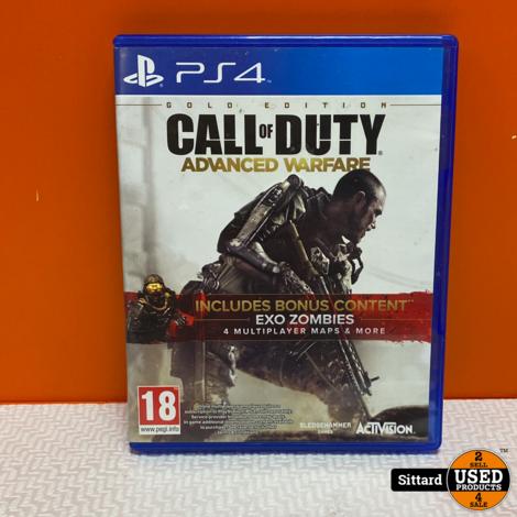 Playstation 4 Game - Call of Duty Advanced Warfare