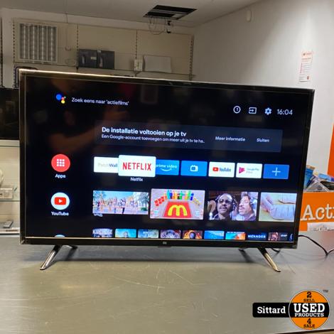 Xiaomi LED TV L32M5-5ASP Smart, incl doos