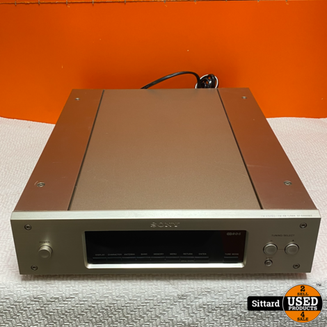 sony st-s3000es High End Stereo Tuner FM/AM