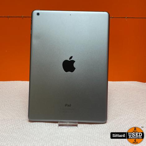 Apple iPad Air 64GB WiFi Gray | in nieuwstaat,met hoes