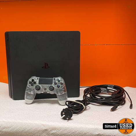 Playstation 4 Slim Console 1TB + 1 Controller