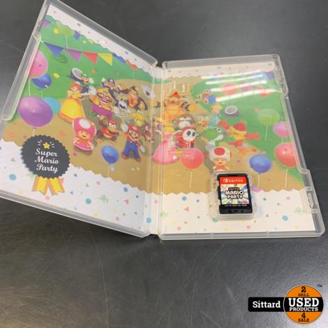 Nintendo Switch Game - Super Mario Party , nwpr. 59.99 Euro