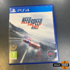 Playstation 4 Game - Need for speed Rivals , Elders voor 14.99 Euro