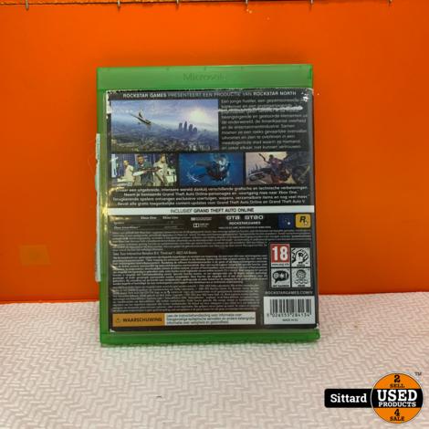 Grand Theft Auto 5 | XBOXONE