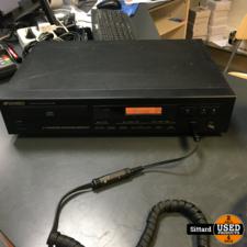 SANSUI CD190 cd-speler incl. remote, in prima staat mét garantie