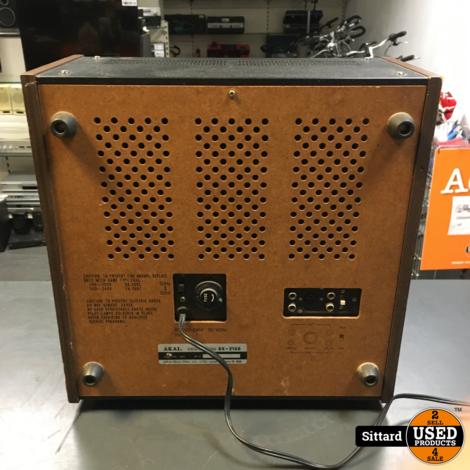 AKAI GX210D stereo bandrecorder in prima staat mét garantie