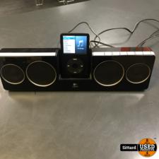 Logitech Pure-Fi Anywhere 2 iPod docking station, incl. iPod Classic 80 GB