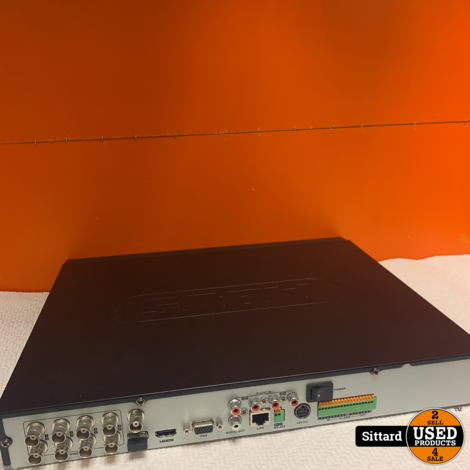 ABUS HDCC90011 8-kanaals (Analoog) Digitale recorder, 4TB HDD | nwpr 700 euro