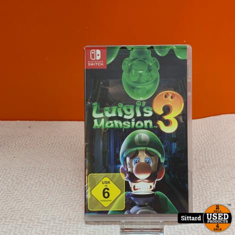 Nintendo Switch Game - Luigi's Mansion 3 , Elders voor 54.99 Euro