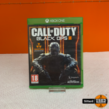 Xbox one Game - Call of Duty Black ops III