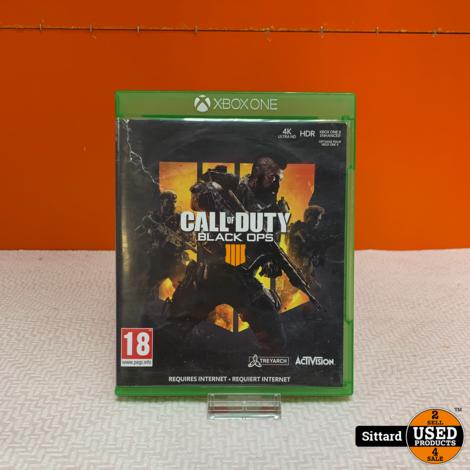 Xbox One Game - Call of Duty Black Ops IIII
