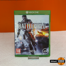 Xbox One Game - Battlefield 4