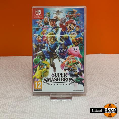 Nintendo Switch Game - Super Smash Bros Ultimate , Elders voor 54.99 Euro