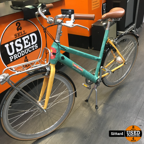 Watt Montreal Female e-bike | nwpr 1.299 euro | slechts 140 km gereden