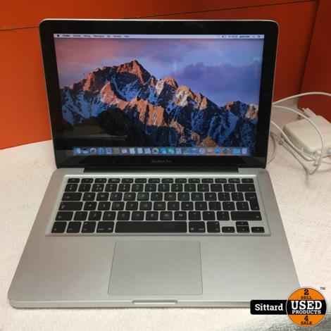 "Macbook Pro 13"", eind 2010, Intel Core 2 Duo 2,4 GHz, 6 / 240 GB"