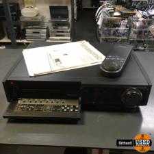 Panasonic NV-FS200 Super-VHSVideo Cassette Recorder + remote