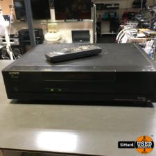 Sony SLV-835SV Stereo Video Cassette Recorder incl. afstandsbediening