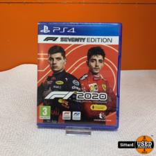 F1 2020 Seventy edition Playstation 4