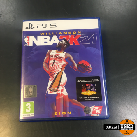 NBA 2K21 | PS5 game