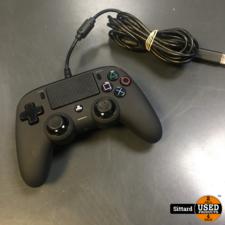 Nacon Compact Official Licensed Bedrade Controller - PS4 - Zwart   elders 39,98 euro