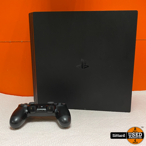 Playstation 4 PRO 1Tb, in prima staat, incl. controller en garantie