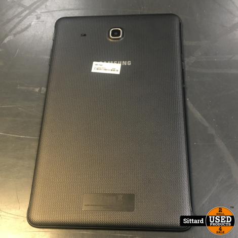 "Samsung Galaxy Tab E (2015) - WiFi | 9,6"" inch, 8GB | zeer geode staat"