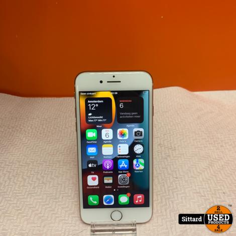Apple iPhone 8, gold  64 GB, accu 91%   in NIEUWSTAAT