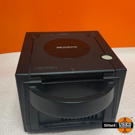 Nintendo Gamecube Console  - Zwart