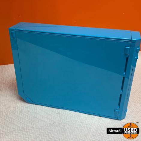 Nintendo Wii console - Lichtblauw